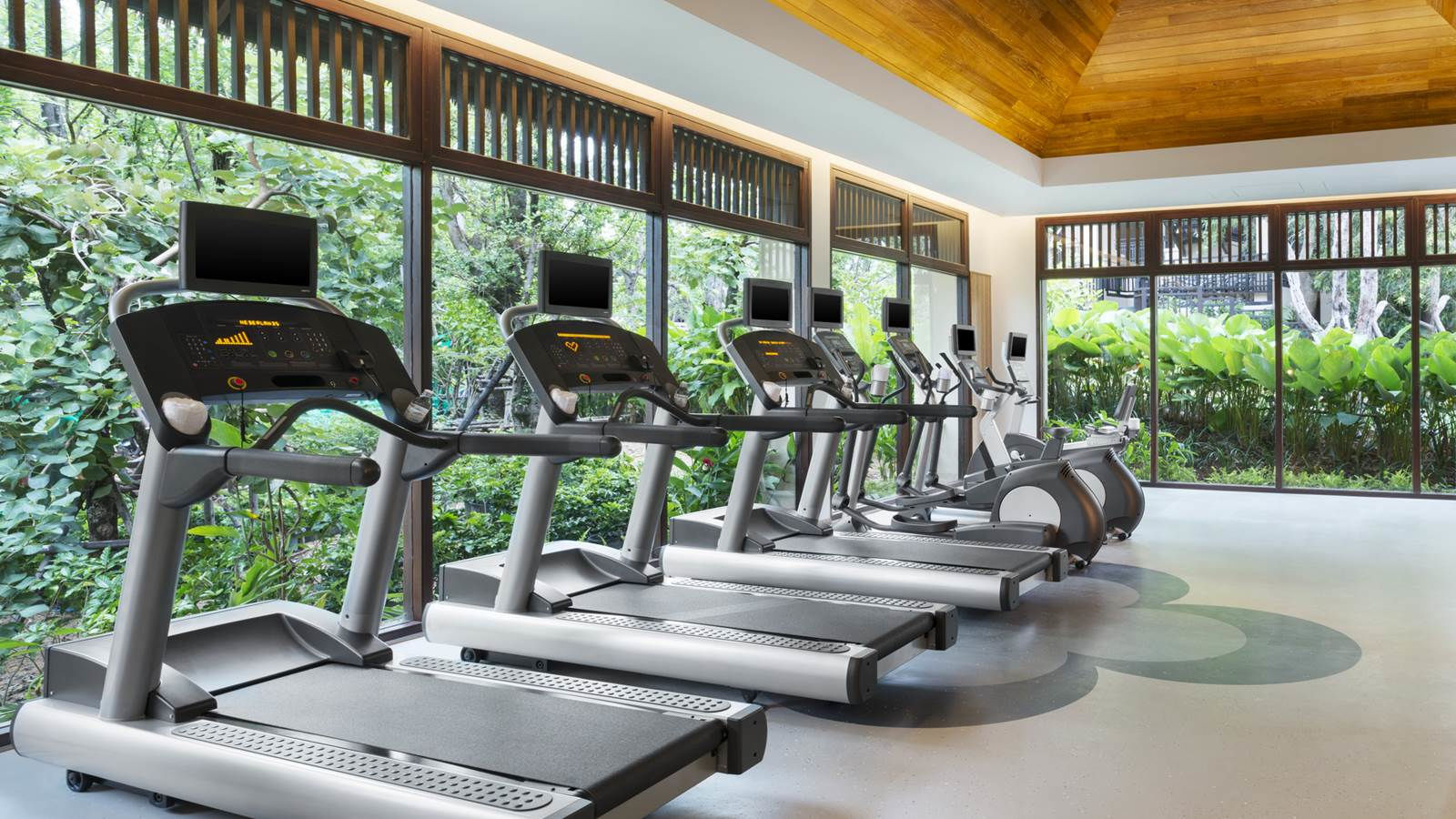Fitness Centre |  Vana Belle, A Luxury Collection Resort, Koh Samui