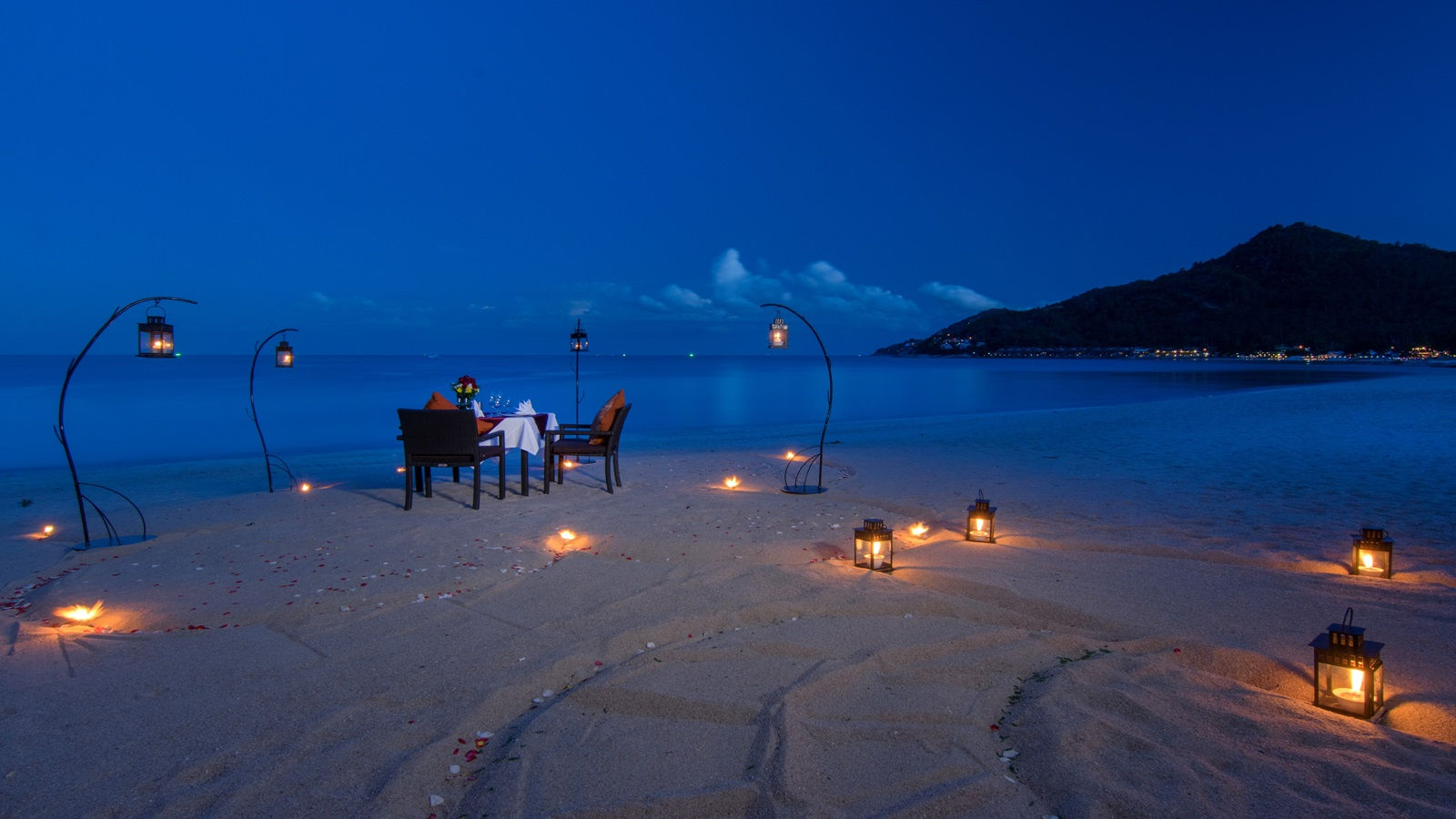 Private Dinner | Vana Belle, a Luxury Collection Resort, Koh Samui