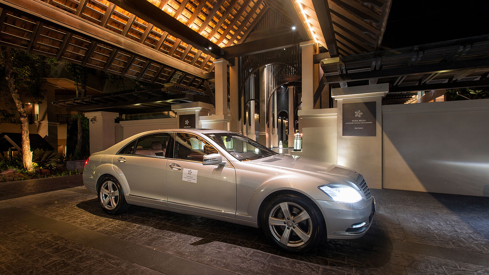 Benz Service at Vana Belle, a Luxury Collection Resort, Koh Samui