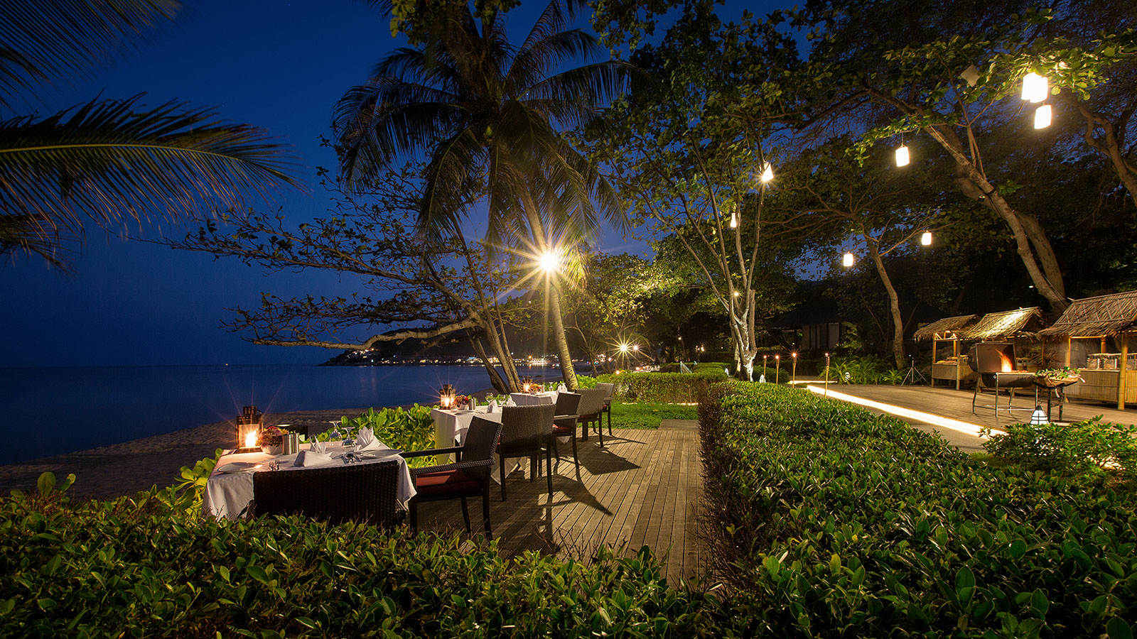 Breeze BBQ | Vana Belle, A Luxury Collection Resort, Koh Samui