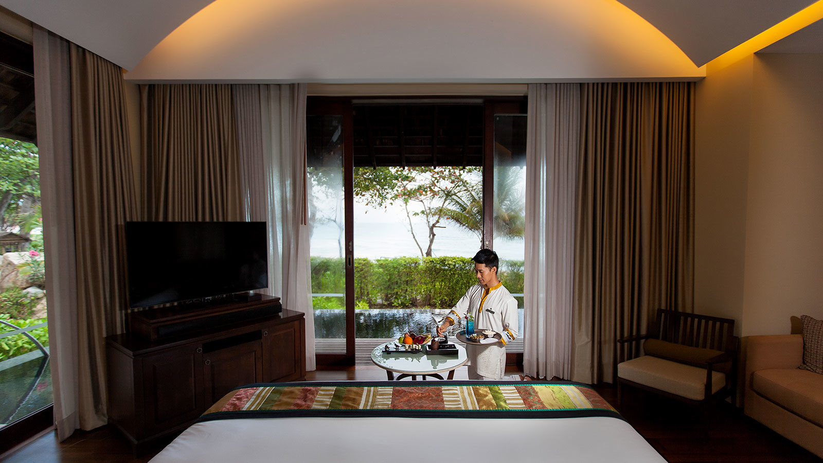 Butler Service at Vana Belle, a Luxury Collection Resort, Koh Samui