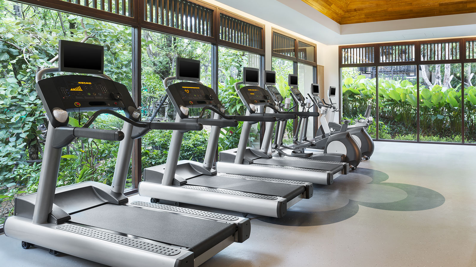 Fitness Centre at Vana Belle, a Luxury Collection Resort, Koh Samui
