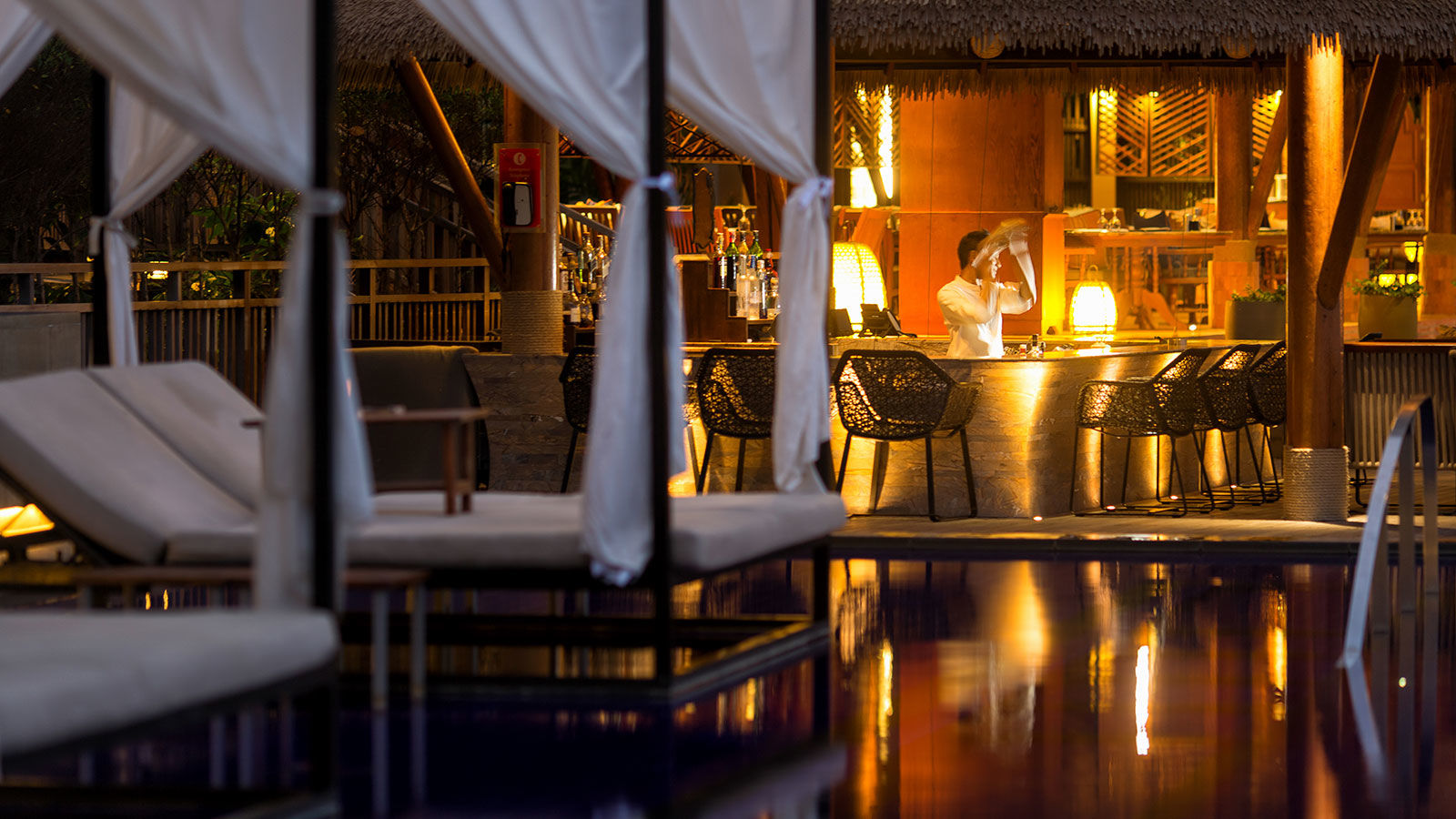 Pool Bar | Vana Belle, A Luxury Collection Resort, Koh Samui